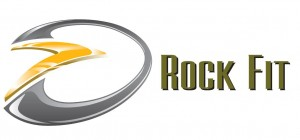 Rock Fit - Horizontal Logo