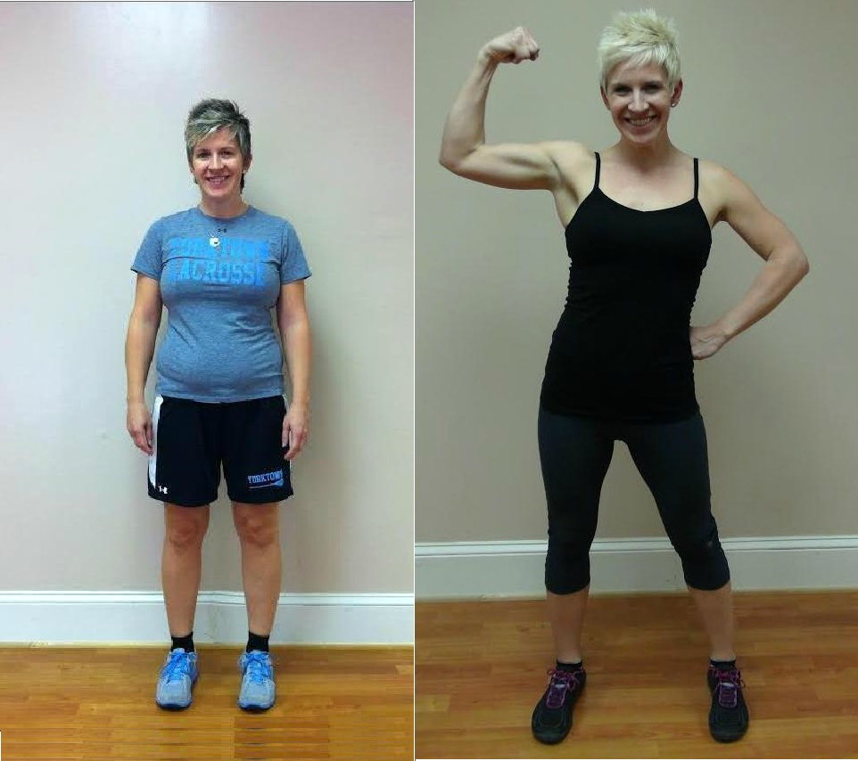 Kristin - Before and After