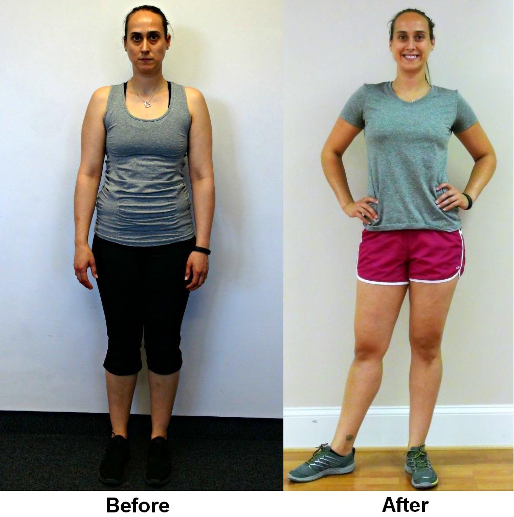 Michele Abbassi - Before and After