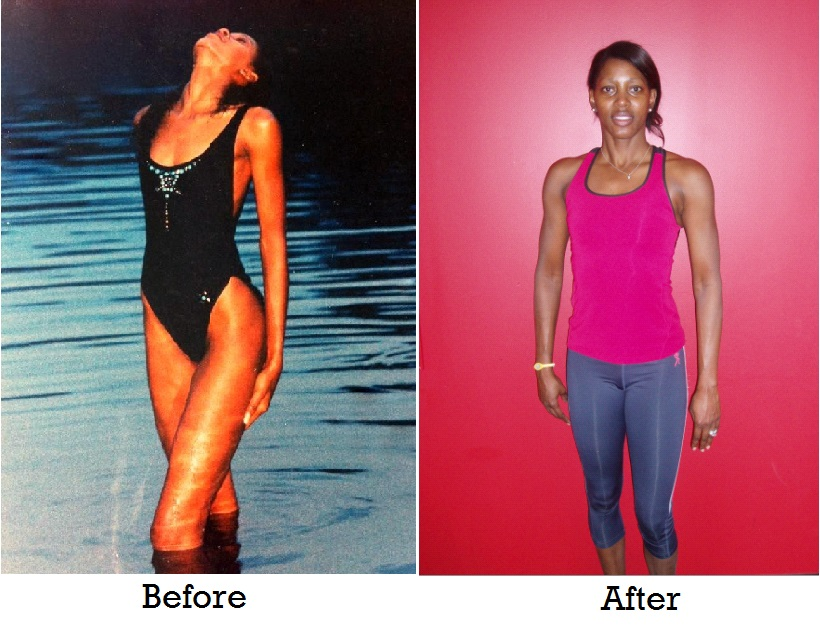 Pamela - Before and After