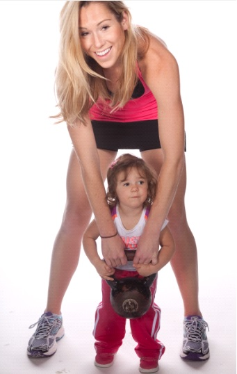 Amy and Chloe - Kettlebell Strong